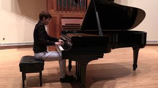 Chopin Ballade No. 4 played by Yiorgos Mannouris