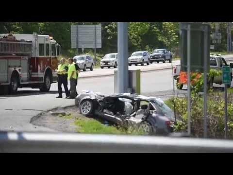Fatal accident on Grafton Road
