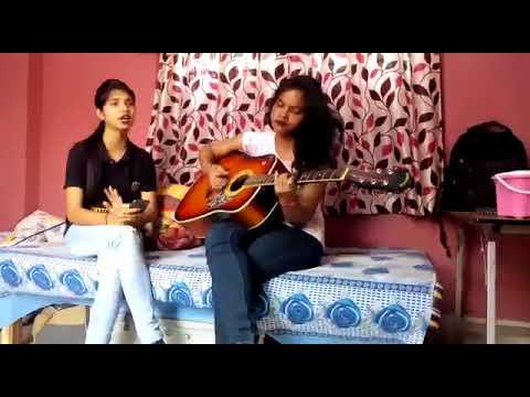 Majuli song by Nilotpal Bora !! Cover by Chandana Sharma