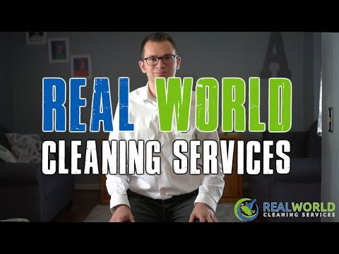 Real World Cleaning Services | Logan, Ohio