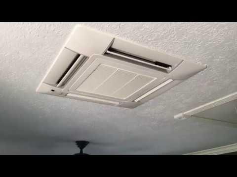 Daikin Ceiling Cette Mini Split