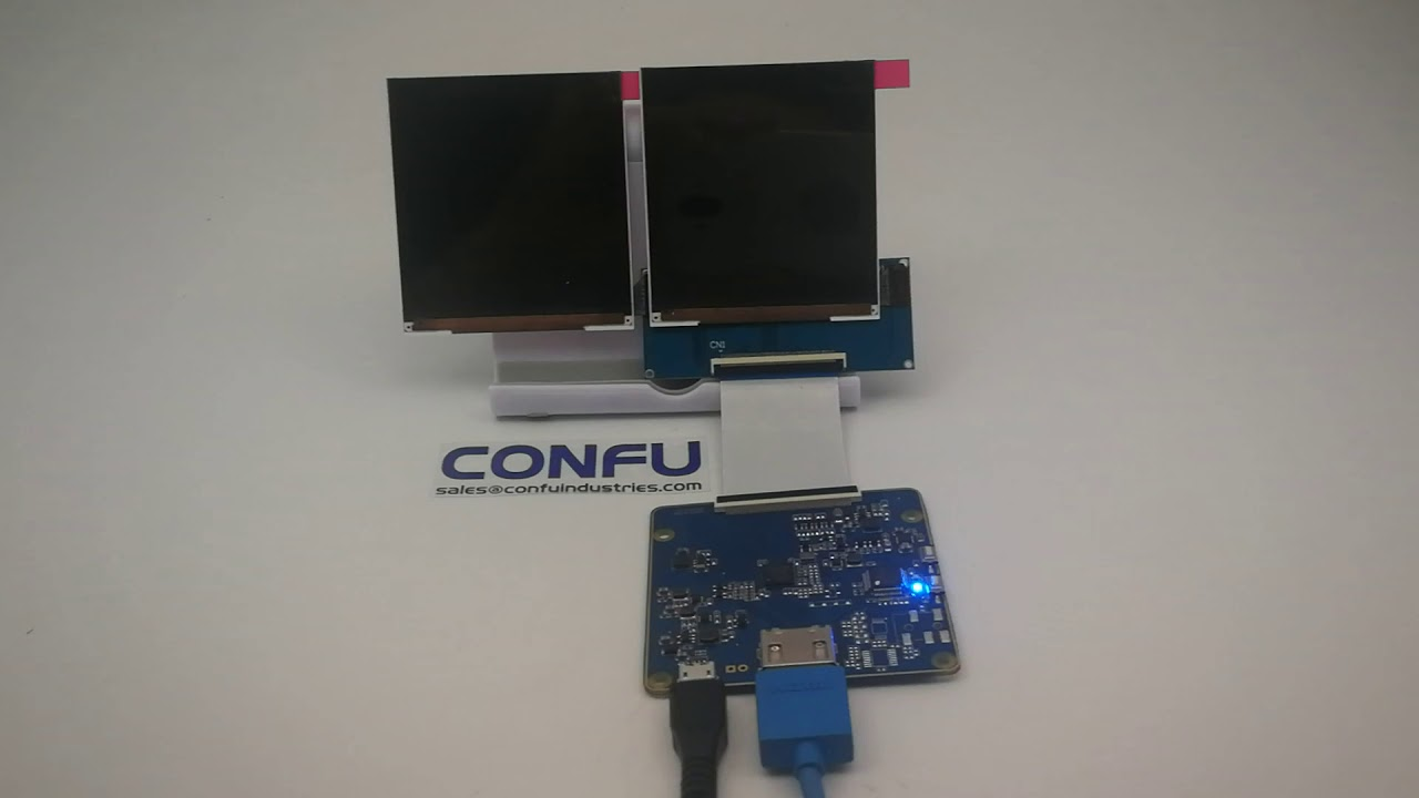 Confu HDMI to MIPI DSI Dual JDI 3 1 inch 720 720 LCD 720P LT031MDZ4000 PC  Raspberry Pi VR China
