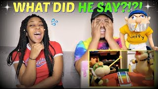 "SML Movie: ""The Competition!"" REACTION!!"