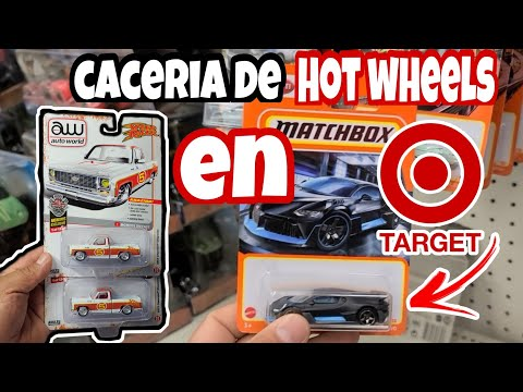 HOT WHEELS  caceria en TARGET #HOTWHEELS #MATCHBOX #TOYS #CARRITOS #JUGUETES #usa #mexico thumbnail