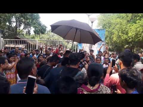 Flim actor Soham chakrabarty New flim shooting...
