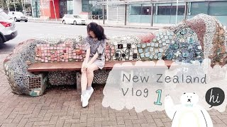 Auckland ♡ New Zealand Trip (Day 1-4) | Vlog 🇳🇿✨