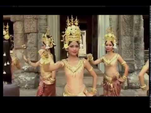 Khmer Apsara Dancing| Khmer Temple|Khmer Apsara - YouTube