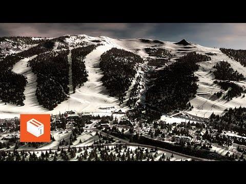 Cities Skylines: Pequeños Proyectos — Centro de Ski