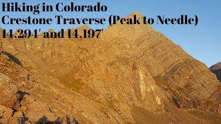 Colorado 14ers - Crestone Traverse thumbnail