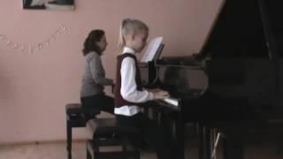Музыкальная школа №62 Н.А Петрова 3 класс обучения