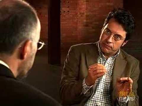 Interview with George Monbiot  pt. 3