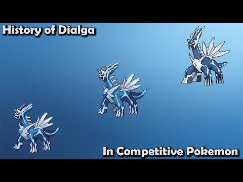 How GOOD was Dialga ACTUALLY? - History of Dialga in Competitive Pokemon (Gens 4-7)