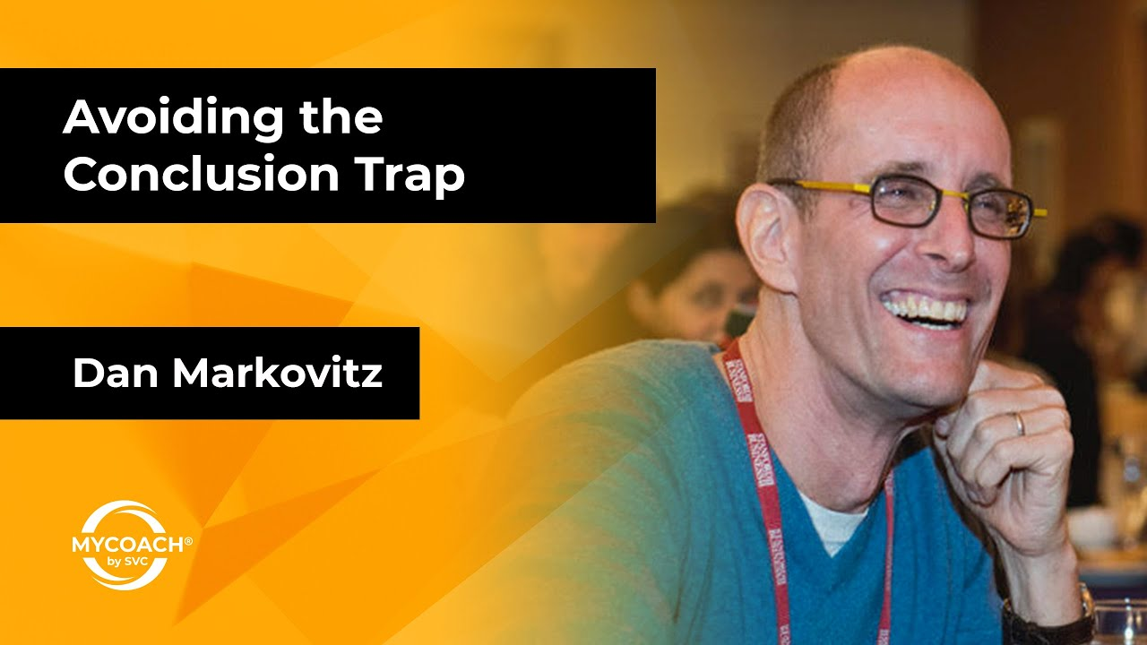 Download Episode 203: How to Avoid the Conclusion Trap with Dan Markovitz