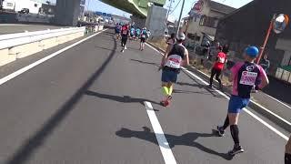 2018/3/4 静岡マラソン2018 通算22回目のフルマラソン、ネットタイム3時...