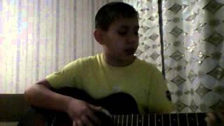 как научиться играть на гитаре расплескалась синева расплескалась