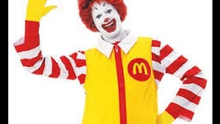 Ronald mc creed