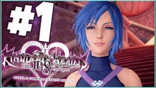 Kingdom Hearts Birth by Sleep Prologue 2.8 - Part 1 Fragmentary Passage (Aqua Story)