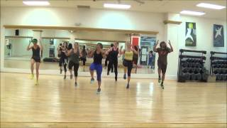 Ice Cream and Cake by Oro Solido Merengue (MM 48) Dance Fitness Choreography