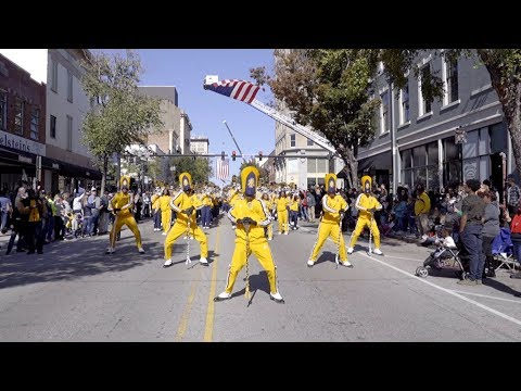 NCAT - Veterans Day Parade | Wilmington, NC 2019