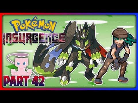 Pokemon Insurgence Version! Part 42 - Gail & Zygarde