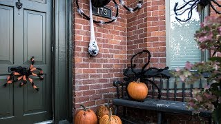 Halloween DIY: Spider Decor That Will Horrify Your Neighbours