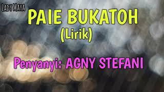 Download Lagu LAGU MURUT (LIRIK) || PAIE BUKATOH - AGNY STEFANI *Rujuk Link di Description mp3
