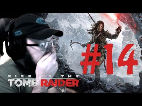 """AARON PLAYS Rise of the Tomb Raider #14: """"Soviet Prison"""""""
