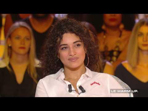Camélia Jordana, nouvelle star du cinéma - Salut les terriens - 24/06/2017