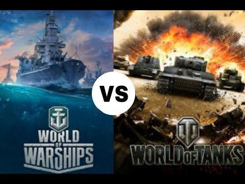 Обзор игры World Of Warships на андроид |android игры на смартфон | World Of Tanks