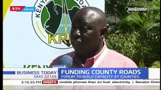 Kenya roads board holds forum in Mombasa in a bid to build capacity at counties