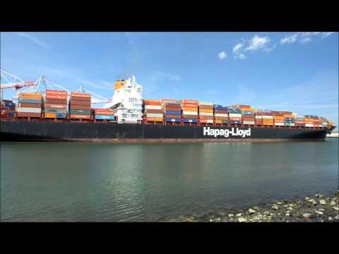 NAGOYA EXPRESS Southampton 9 JUNE 2014