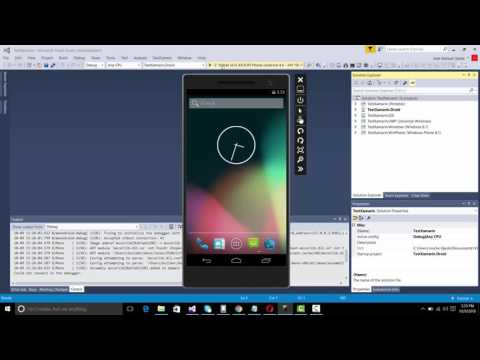 Xamarin Android Emulator Could Not Connect To The Debugger