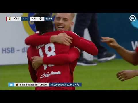 Östersunds FK - AIK   Omgång 21 2019