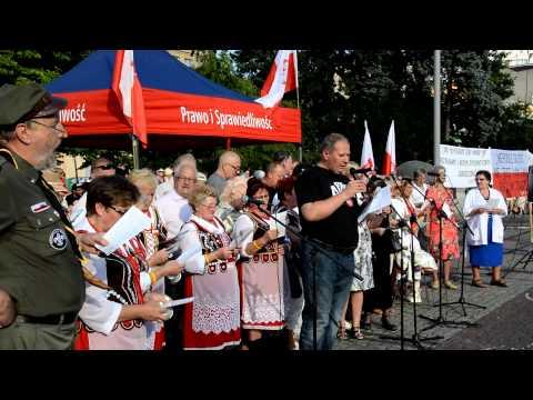 Patriotyczny Szczecin: Pieśń - Jak to na wojence ładnie