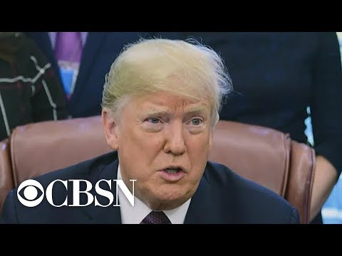 Trump pressured to respond to claims that MBS ordered Khashoggi's murder