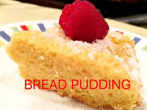 How To Make Yummy Bread Pudding The Easy Way
