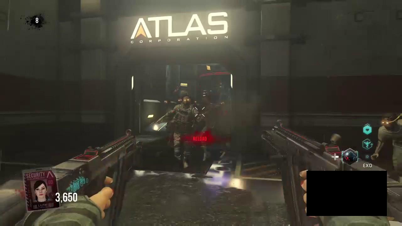 exo zombie maps