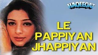 Le Pappiyan Jhappiyan Haqeeqat Ajay Devgn Tabu Alka Yagnik Kumar Sanu.mp3