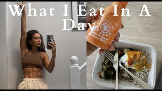 What I Eat Iฑ A Day   Back on Track & Healthy Meals   Stef Williams
