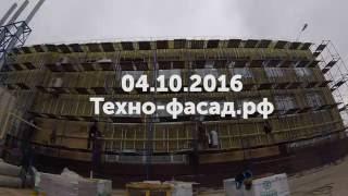 видео ремонт фасадов стоимость