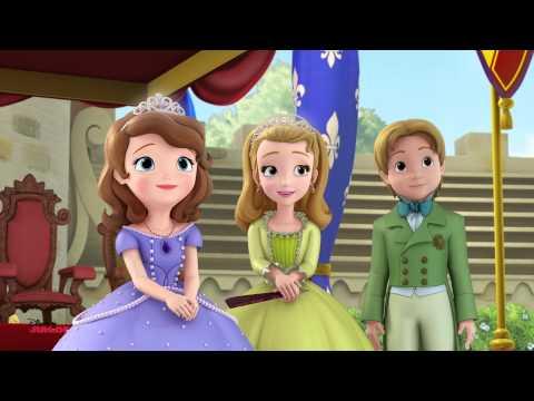Princesse Sofia - Le chevalier silencieux