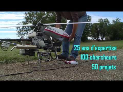 Concours Robotique Extérieur - DGE - ONERA