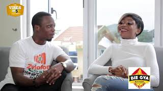 ROSEMOND BROWN breaks down in a chat with Arnold. Says all actors are fools