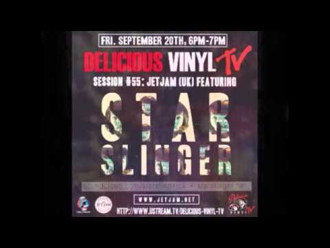 DVTV SESSION #55: STAR SLINGER