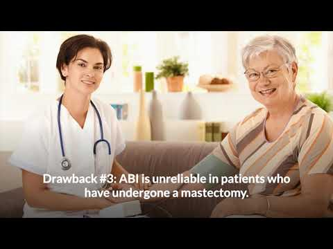 5 Drawbacks of the ABI (Ankle-Brachial Index) Test