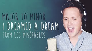 "Major to Minor: ""I Dreamed a Dream"" from Les Misérables (Garageband Only Cover)"