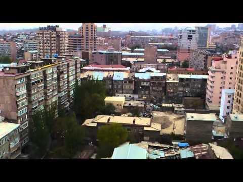 Yerevan Roof Walks