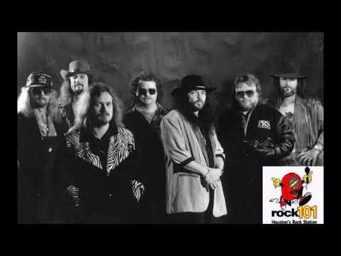 Lynyrd Skynyrd -Radio Spot, Rock 101 Houston 1992