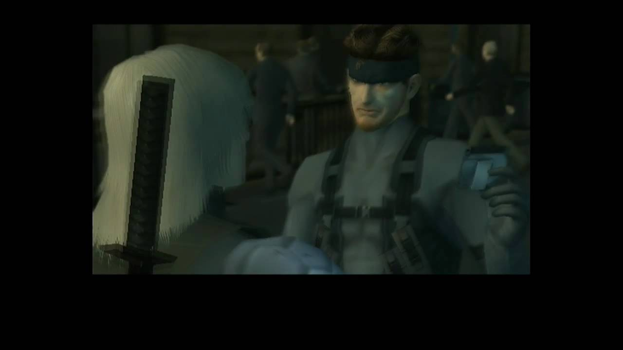 46 Metal Gear Solid 2 Substance Sons Of Liberty Extreme Big Boss Walkthrough Hd Ending