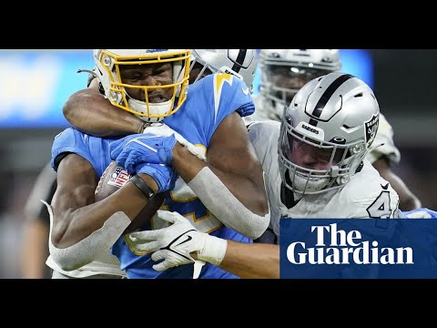 Justin Herbert and LA Chargers hand Las Vegas Raiders first loss of ...